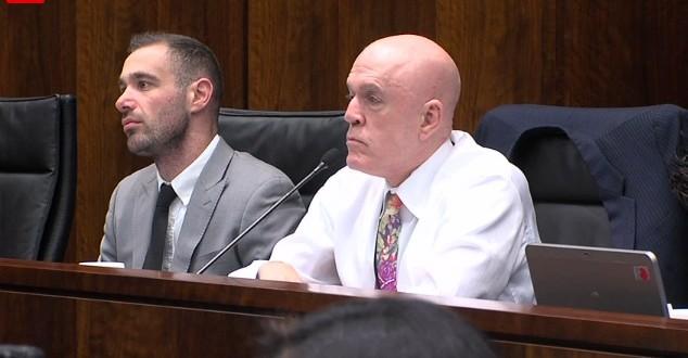 Lawmakers form school shootings task force