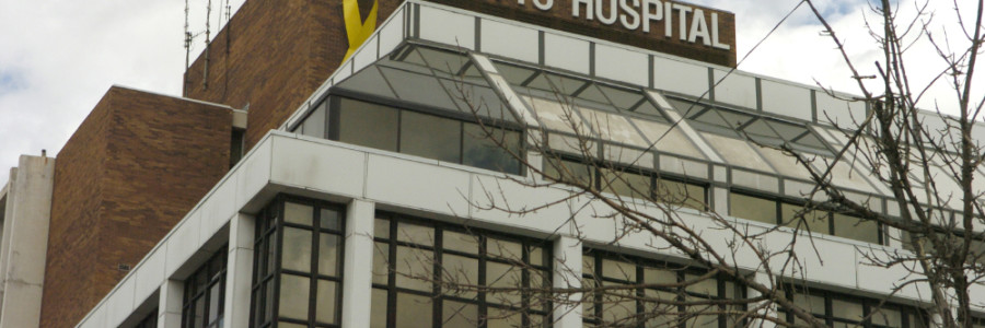 A Loretto Hospital official said Monday that proposed cuts in Medicaid would hit the Austin hospital especially hard.