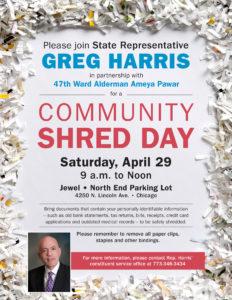 Spring Shred Day!